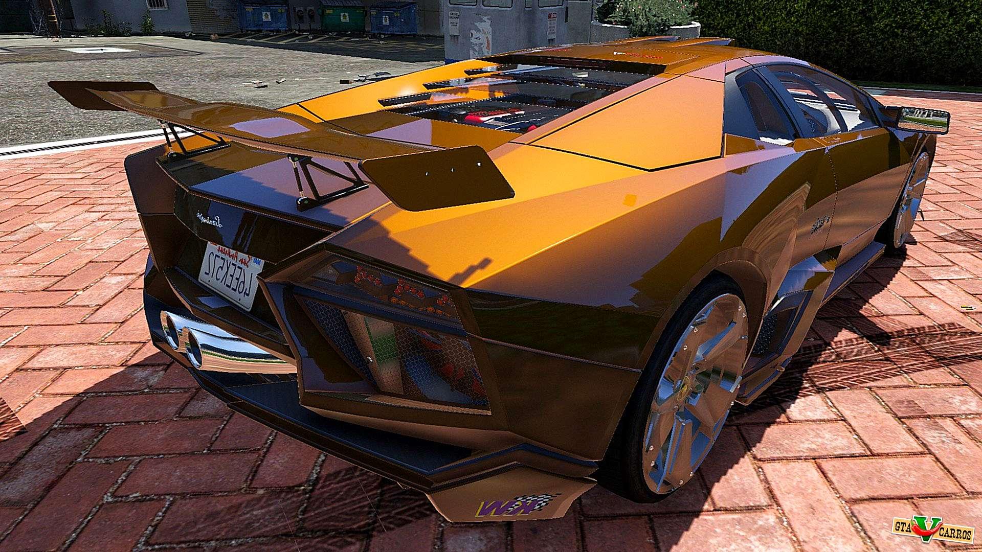 2008 Lamborghini Reventon 1 0
