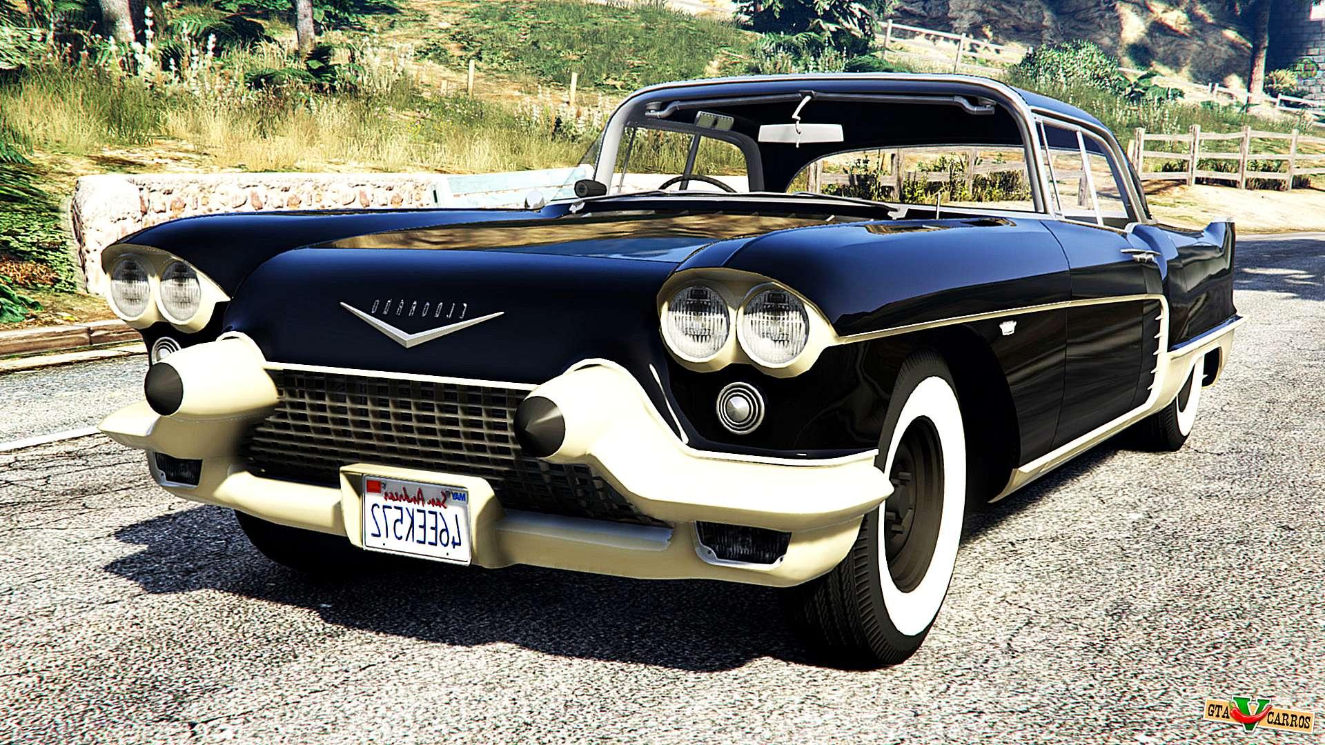 Mercedes Benz Riverside >> Cadillac Eldorado Brougham 1957 v1.1