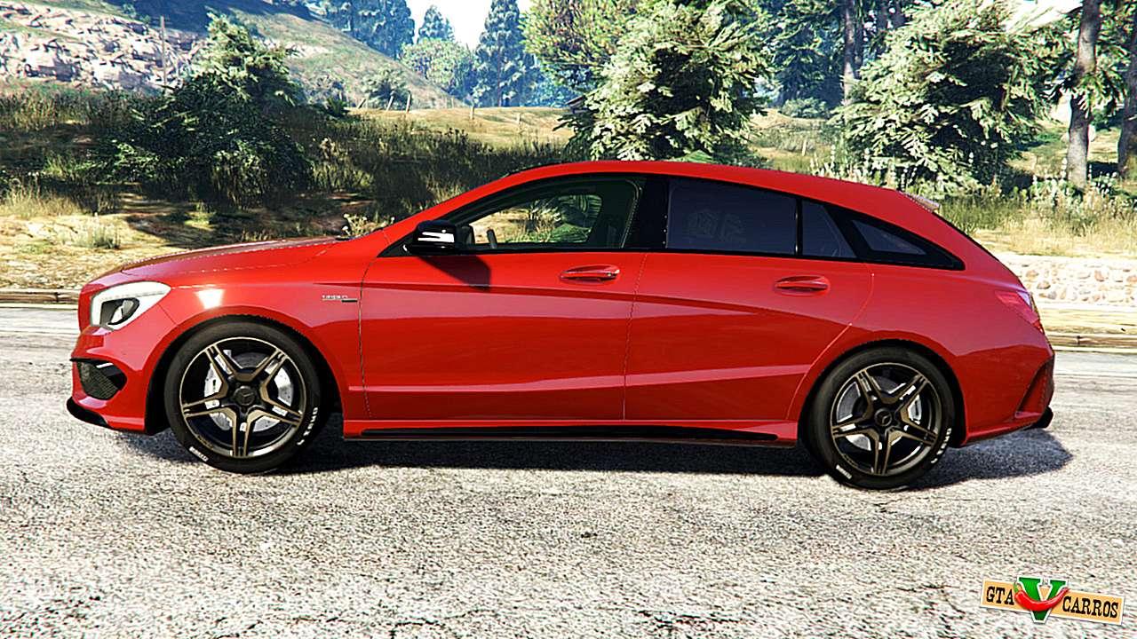 Albany Ford Subaru >> Mercedes-Benz CLA 45 AMG [AMG Wheels]