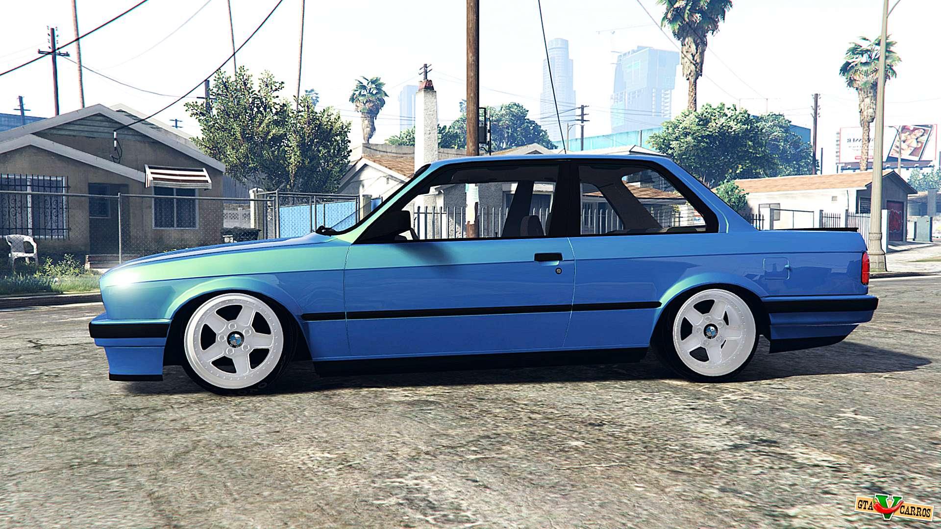 BMW M3 (E30) replace